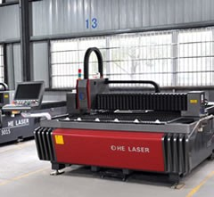 China - Laser Cutting Machines - Wuhan HE Laser