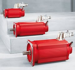SEW-EURODRIVE Servomotors for highly dynamic applications