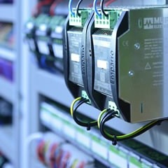 Germany - Switch Mode Power Supply Units For Even Power Distribution